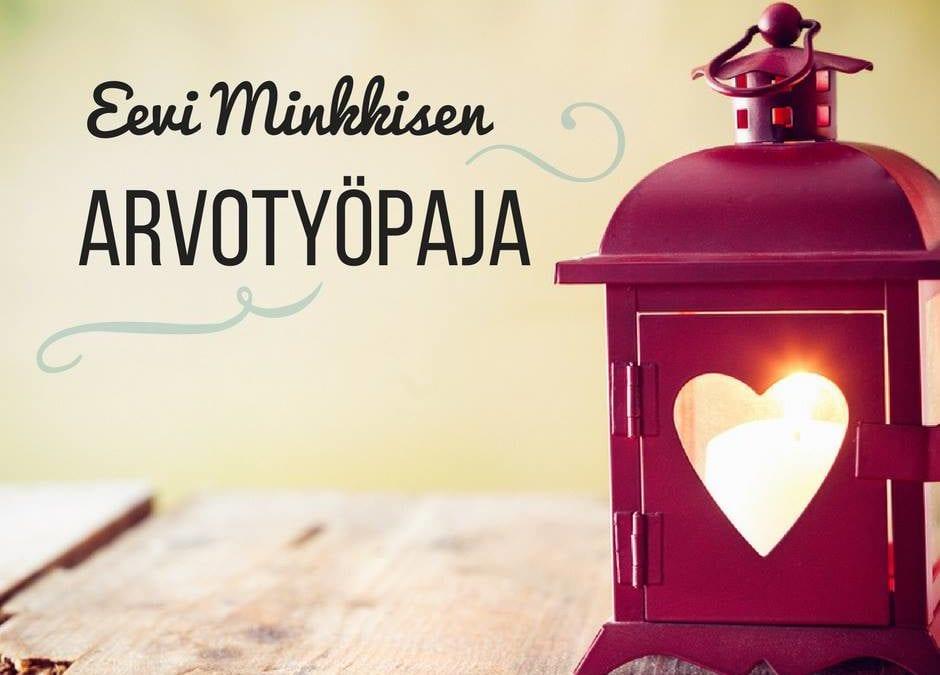 Arvotyöpaja: Eevi Minkkinen